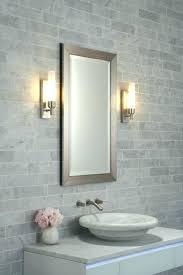 brushed nickel mirror. Polished Nickel Bathroom Mirror Amazing Sconces Brushed Vanity .