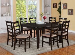 decorating decorative square dining table for 8 17 terrific room tables and chairs nice square dining