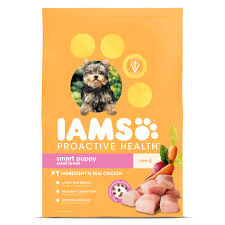 Iams Puppy Food Chart Proactive Health Puppy Food For Small Toy Breeds Iams