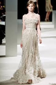 elie saab bridal spring 2016 couture wedding dress inspiration