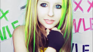 avril lavigne smile make up tutorial by anastasiya shpagina