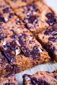 sweet potato brownie vegan low