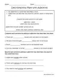 2nd Grade English Worksheets   Homeschooldressage.com