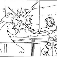 Small Picture Luke Skywalker Coloring Pages Draw Background Luke Skywalker
