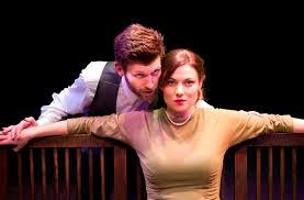 stripped down ibsen nora gets to essence of a doll s house  mike perez and jessie taylor star as the main characters in nora ingmar