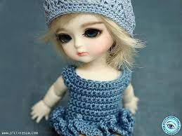 Baby Doll Wallpapers - Top Free Baby ...