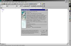 word easter egg take a look back at microsoft word easter eggs page 4 techrepublic