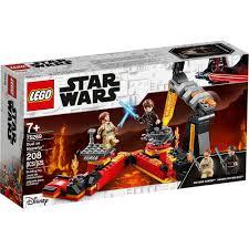 Купить <b>конструктор LEGO Star Wars</b> Бой на Мустафаре 75269 в ...