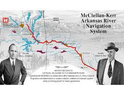 Army Corps Of Engineers Lower Mississippi River Navigation Charts Mcclellan Kerr Arkansas River Navigation System 2016