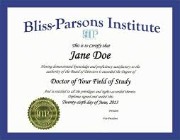 degree certificate templates phd degree certificate template authentic phd degree certificate
