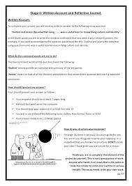 yr to yr sociology summer project instruction 9 10