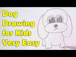 cute dogs drawings step by step. Unique Dogs How To Draw A Sad Eyed Puppy Throughout Cute Dogs Drawings Step By