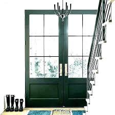 black double front doors. Interesting Black Double Front Door Ideas Doors With Glass Black    Inside Black Double Front Doors O