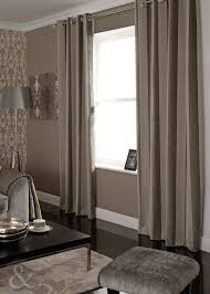 Striped Living Room Curtains Luxury Chenille Natural Mink Curtains Striped Velvet Lined
