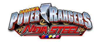 Power Rangers Ninja Steel logo by Alexalan on DeviantArt