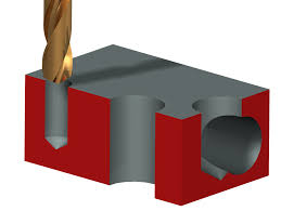 when a hole is reamed in metal to size it is blind hole wikipedia