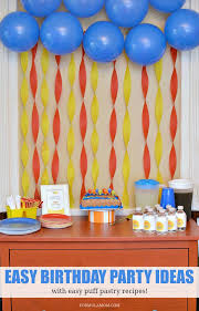 birthday party? Check out these Easy Birthday Party Ideas. From simple .