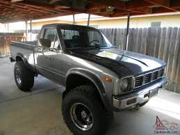 82 83 Toyota SR5 4x4 truck EXCEPTONAL NEW ENGINE/Transmission/Paint