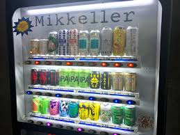 Beer Can Vending Machine Magnificent Mikkeller Beer Vending Machine Yelp