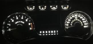 2000 F150 Instrument Cluster Lights Ford F 150 Questions Ford F150 Dash Gauge Cluster Lights