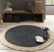 back to the amazing styles of bleached jute rug for house decoration