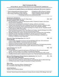 Executive Assistant Resume Executive Assistant Resume Senior