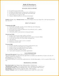 Leadership Skills On A Resume Example Best Of Examples Of Skills On Resume Skills And Abilities On Resume Examples