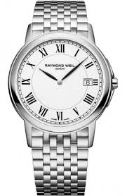 raymond weil men s tradition white dial watch raymond weil men s 5466 st 00300 tradition white dial watch
