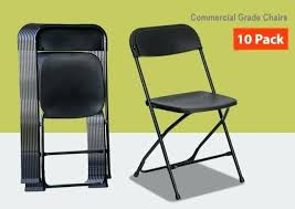commercial folding chairs black plastic folding chairs commercial party event chair lifetime combo 60 round tables commercial folding
