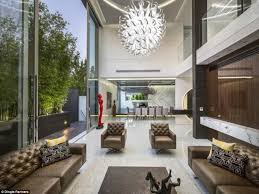 a stunning modern mansion in the suburb of toorak in melbourne is on the market and