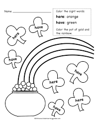 color worksheet freebie school pinterest coloring pages for by in sight word word coloring pages for pages with words trafic booster biz on sight words handwriting worksheets