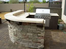 BBQ Coach Has Many Different Modules Available To Custom Design Your Own  Outdoor Kitchen. This Island Uses The Rounded Corner Module And Split Bar  Counter ...