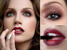 new makeup looks for women 2016 holiday party makeup