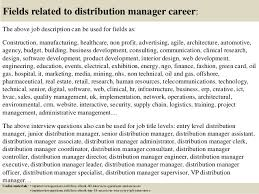 Top    distribution manager interview questions and answers