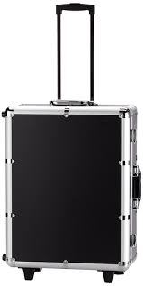 nyx makeup artist train case with lights extra large black silver 1 ounce amazon in beauty