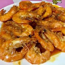 Filipino Garlic Buttered Shrimp Recipe ...