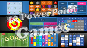 How To Make A Game In Powerpoint 10 Powerpoint Games Tekhnologic