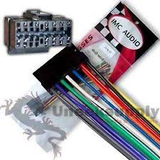 jvc wiring harness ebay Dual 16 Pin Wire Harness jvc car stereo 16 pin wire harness fits most jvc models ships from usa dual 16-pin wire harness power plug