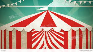 circus tent entrance hd stock footage