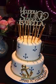 Any Name Glitter Happy Sweet 16 Birthday Cake Topper Sweet Sixteen