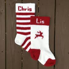 Heirloom Christmas Stocking Allfreeknitting Com