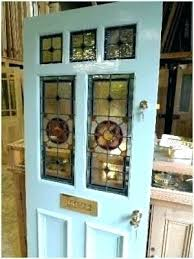 stained glass entry doors front door with d glass doors for entry a how to stained glass entry doors
