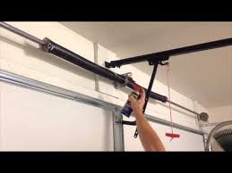 squeaky garage doorHow to Grease Your Garage Door  Garage Door Maintenance  YouTube