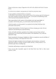 Bar Staff Job Description Jesus College Oxford Job Description Fliphtml5