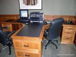 two person home office desk. Home Office Desk For Two Vibrant 2 Person Plain Decoration Best Ideas About P