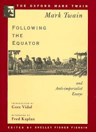 following the equator and anti imperialist essays by mark twain 108190