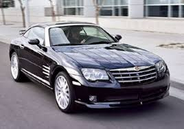 I love everything about this car. Chrysler Crossfire Srt6 Coupe Sports Cars Chrysler Crossfire Chrysler Cars Crossfire