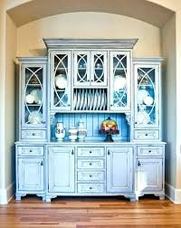 vintage kitchen hutch cabinet custom china traditional old style new cabinets for in little