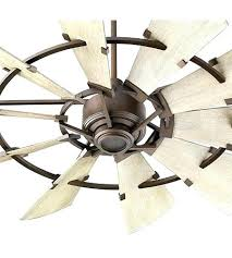 quorum windmill ceiling fan 72 inch oiled bronze with weathered oak blades ind