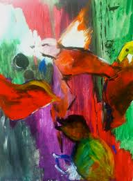 Secondary Colors Painting Beauteous Primary And Secondary Colors  Paintingamanda Shippee Design Decoration